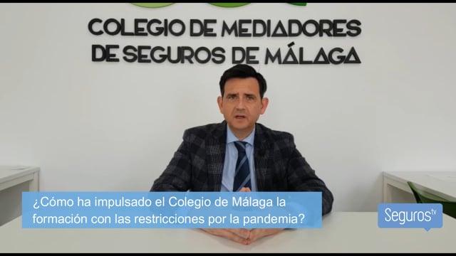 La tecnología se alía con la formación en el Colegio de Málaga