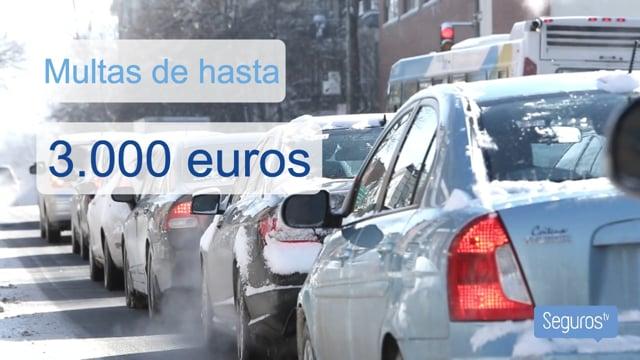 En España circulan 2,6 millones de vehículos sin seguro