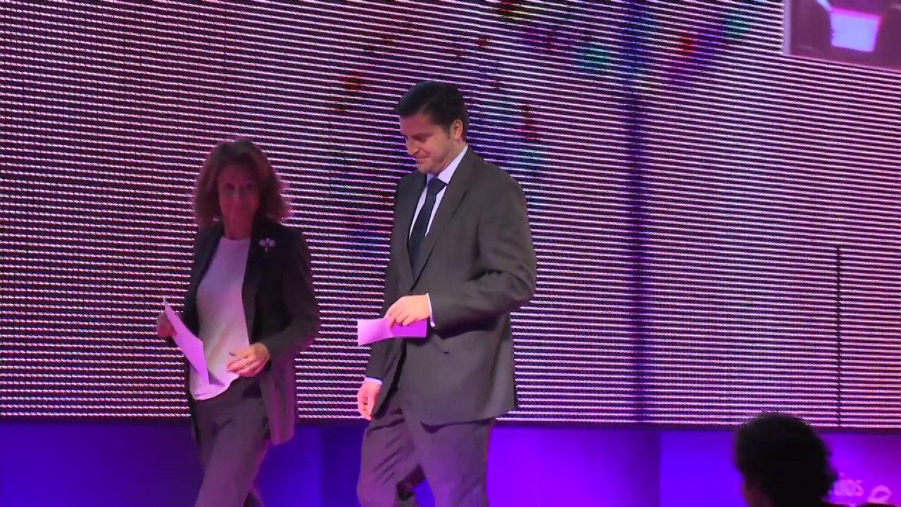 Santalucía premia la labor de Nuevo Futuro en los Premios Solidarios del Seguro 2012