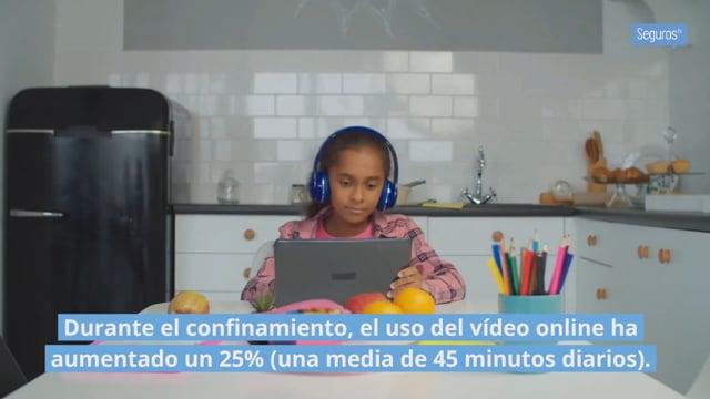 El uso de redes sociales de los menores se dispara un 76% en 2020