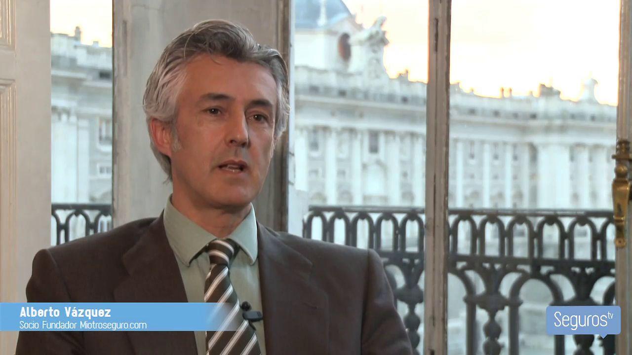 Entrevista a Alberto Vázquez, socio fundador de Miotroseguro.com