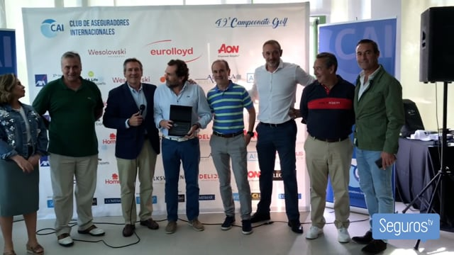 El CAI celebra su 49 Torneo de golf