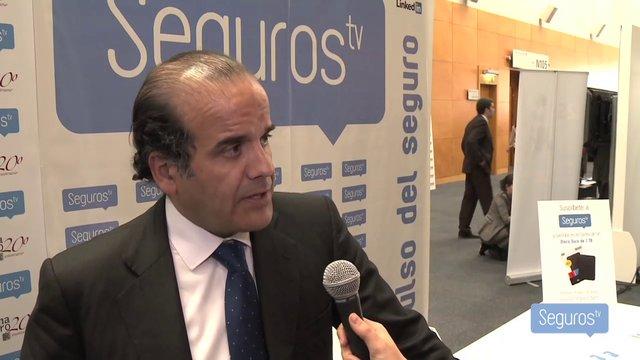"""Santiago Castelló (Arag): """"La subida de las tasas judiciales impactará en la rentabilidad del ramo"""""""