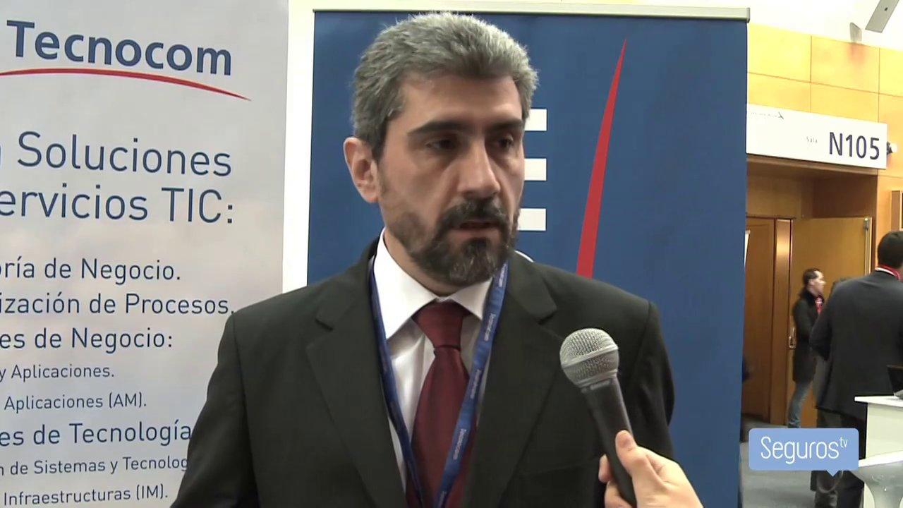 """Alvar Ferrer (Tecnocom): """"El seguro demanda soluciones de optimización de gastos y mejora de la productividad"""""""