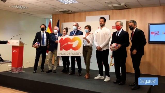Generali celebra el centenario del rugby en España con un España-Italia