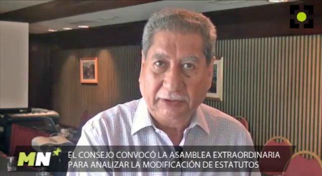 Entrevista a Jaime Andrade, presidente de Copaprose