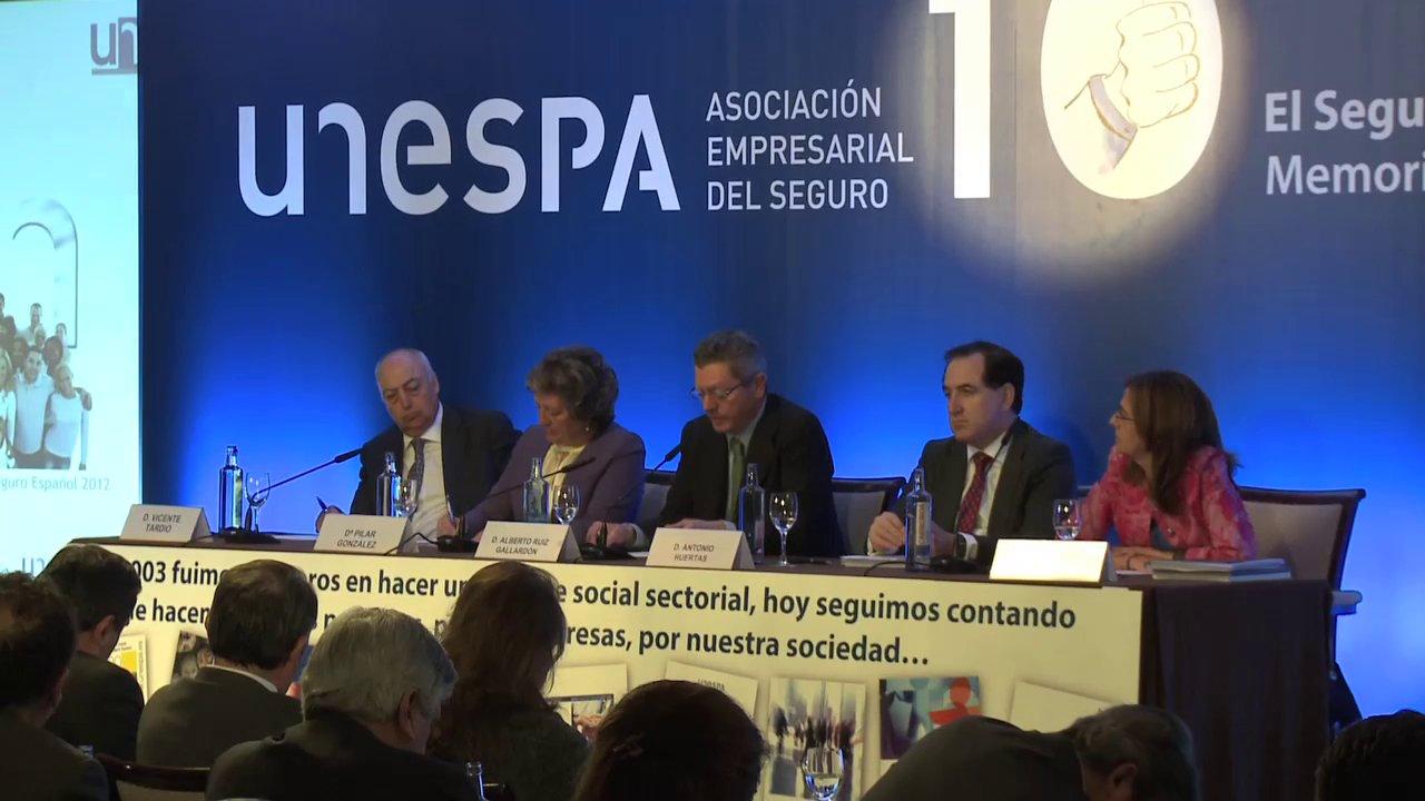"""González de Frutos: """"El ministro de Justicia impulsará la reforma del Baremo"""""""
