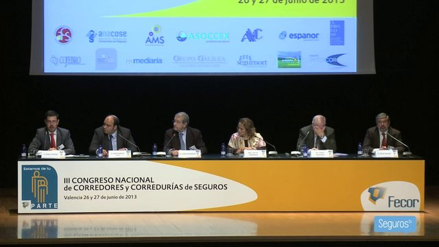 III Congreso Nacional de Corredores y Corredurías de Seguros de Fecor