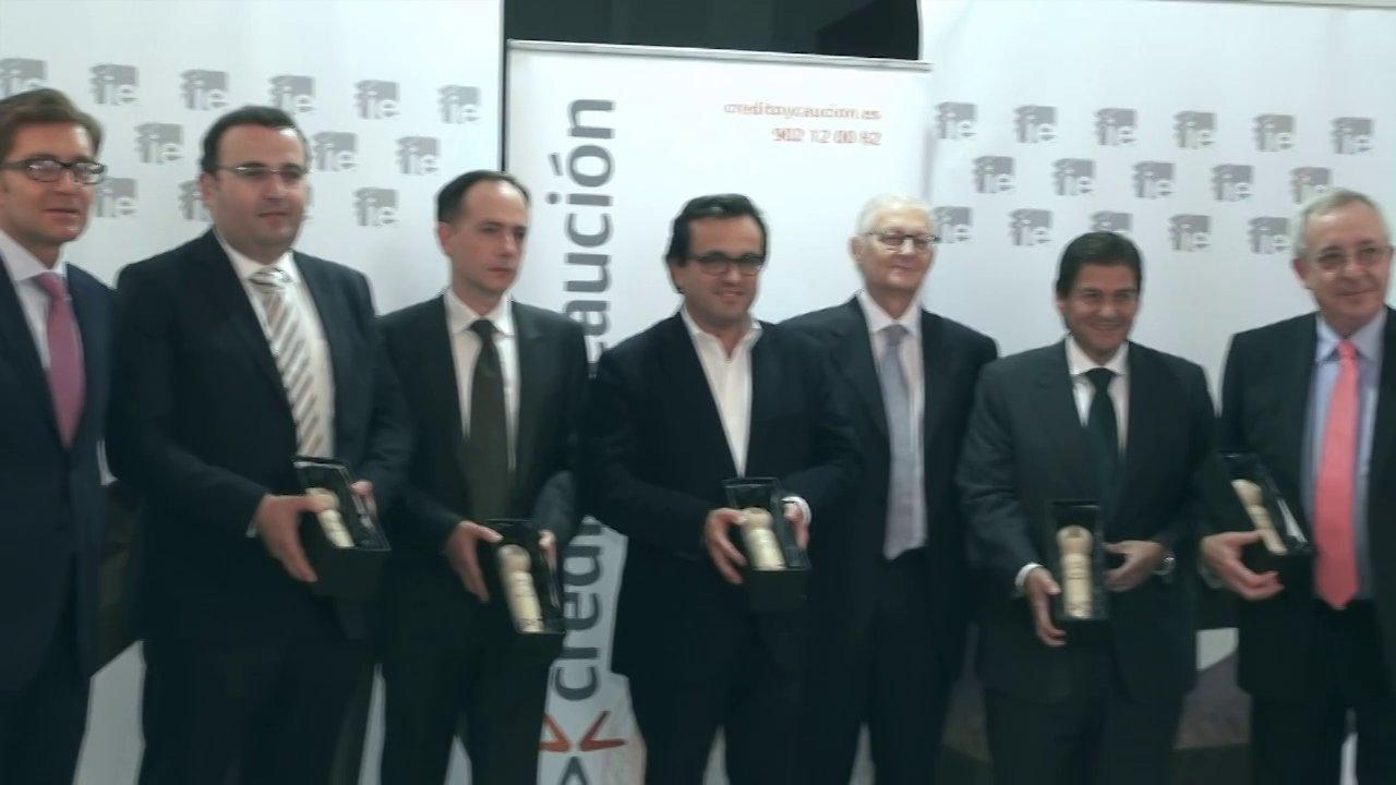 Premios Crédito y Caución a la Internacionalización 2013