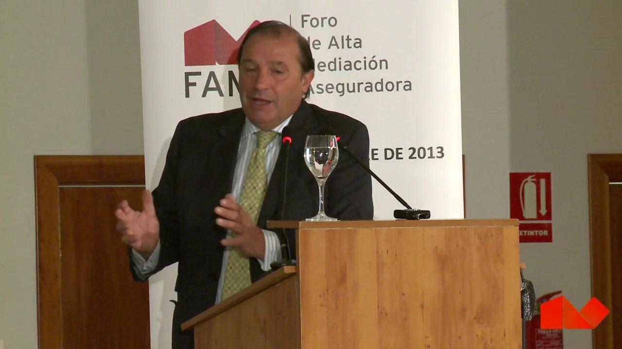 Intervención de Vicente Martínez-Pujalte en FAMA España 2013