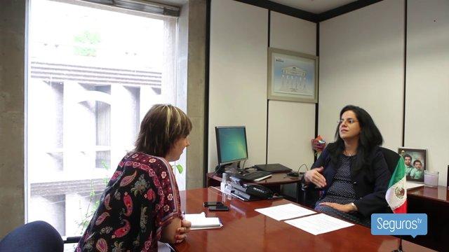 Entrevista a Susana Jiménez, directora técnica de Seguros Banamex