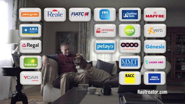 """Segundo spot de la campaña de Rastreator """"Expertos en ahorro"""""""