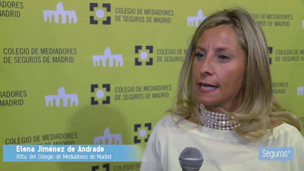 Entrevistamos a Elena Jiménez de Andrade en la Fiesta de la Patrona 2013