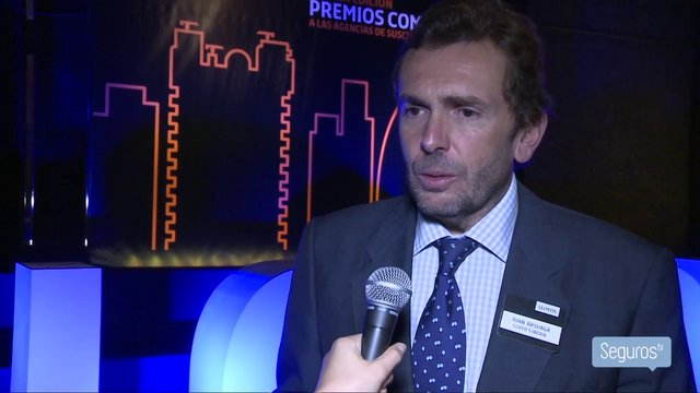 """Juan Arsuaga (Lloyd´s): """"Para poder competir debemos ir con productos nicho"""""""