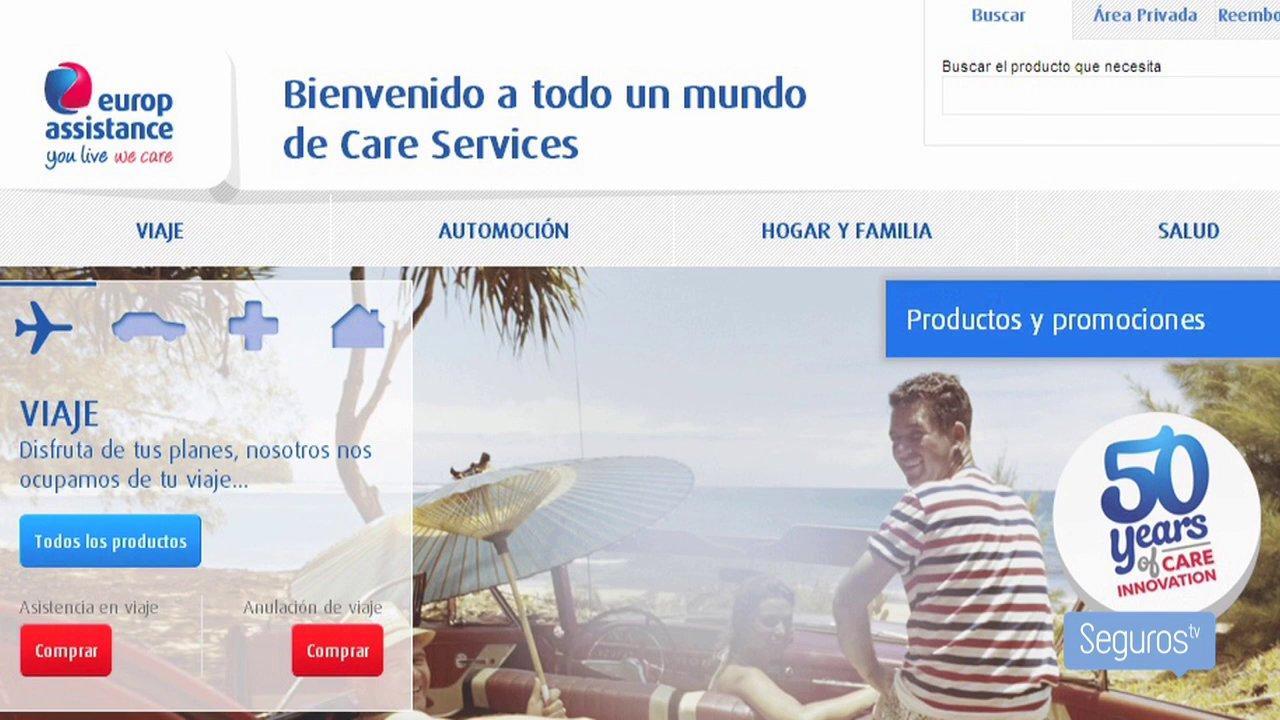 El 50 aniversario de Europ Assistance y toda las novedades del seguro mundial, en Seguros TV