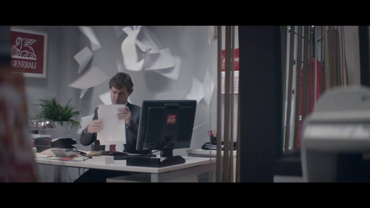 Jesús Calleja vuelve a protagonizar la campaña de publicidad de Generali
