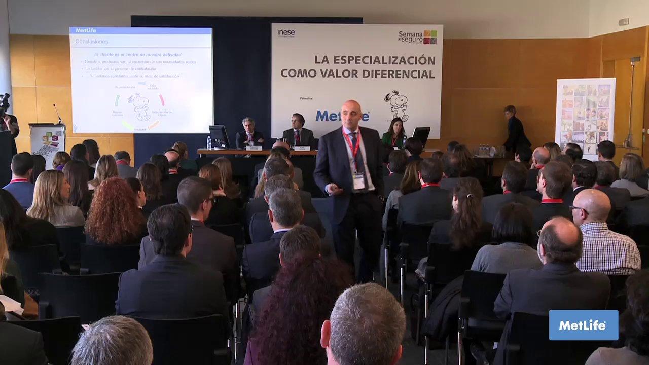 MetLife hará de la especialización su valor diferencial en 2014