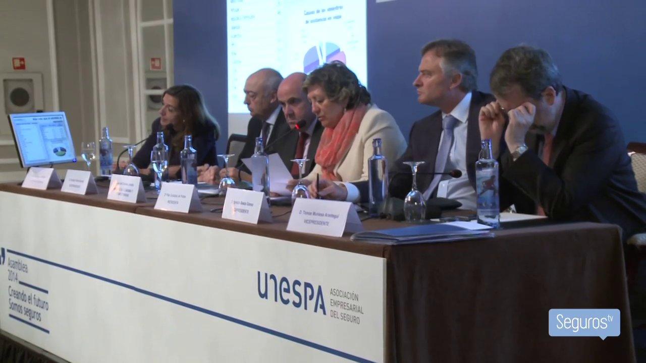 Unespa presenta la Memoria Social del Seguro 2013