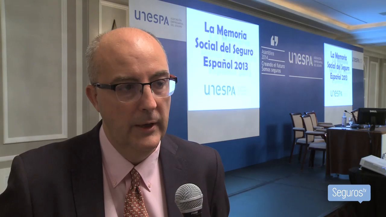 """""""En la Memoria Social pretendemos abarcar todo el sector asegurador"""""""
