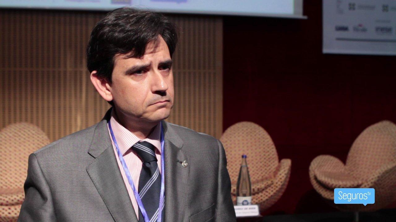 Entrevistamos a Moisés Núñez, presidente del Colegio de Málaga