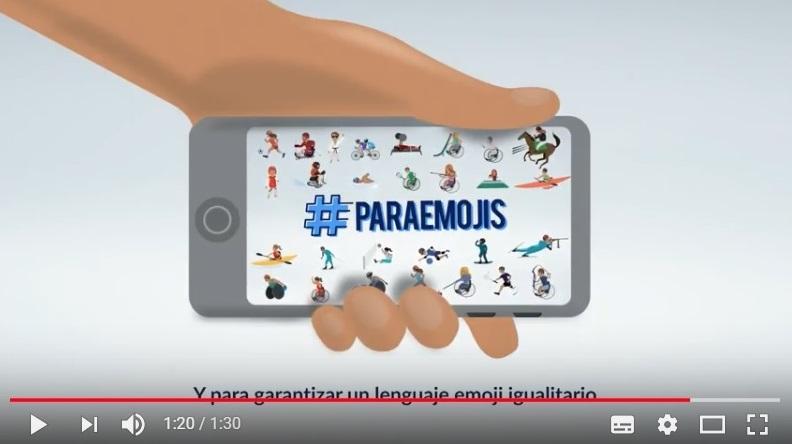 Liberty Seguros se ha propuesto llevar el deporte paralímpico a los emojis
