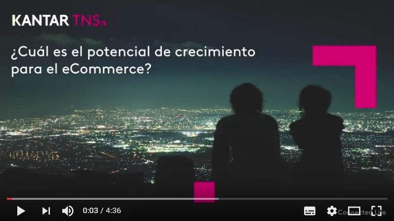 TNS analiza las claves para el crecimiento del eCommerce