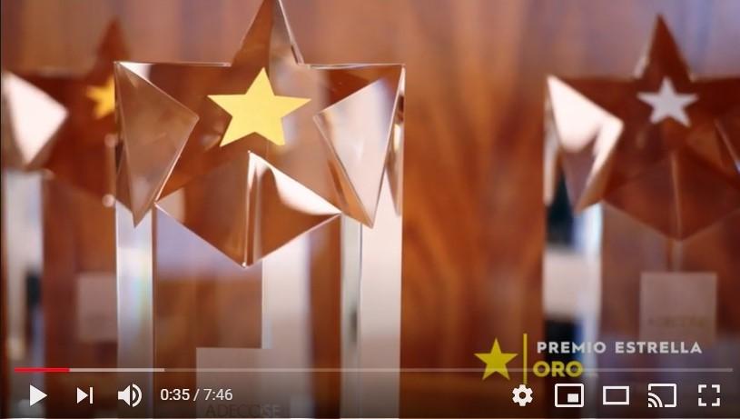 Adecose entrega los Premios Estrella a 16 aseguradoras