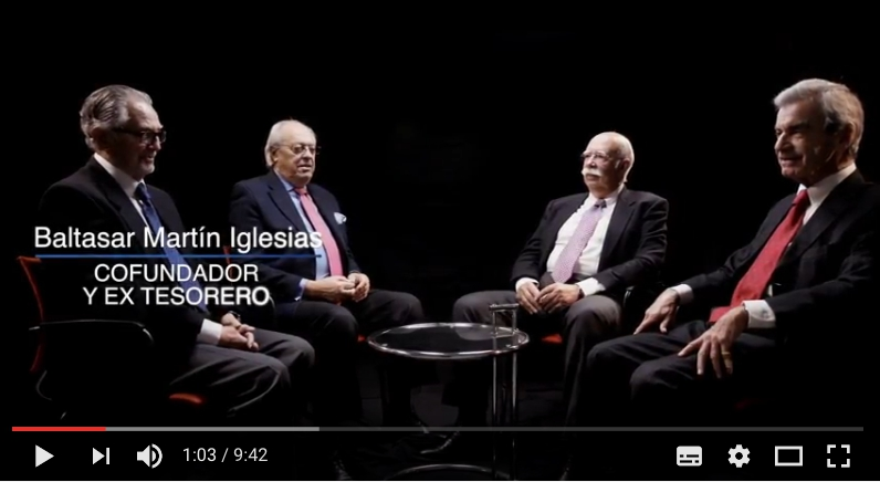 Adecose homenajea a sus fundadores en este vídeo por su 40 aniversario