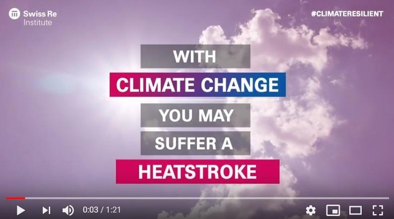 Así impacta el cambio climático en la salud y el seguro