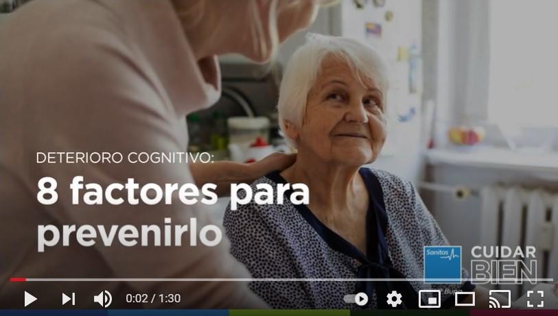 Día del Alzhéimer: Sanitas Mayores ayuda a prevenir el deterioro cognitivo