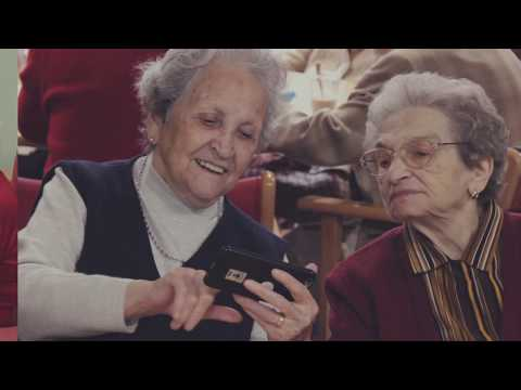 Ayudamos a Fundación Telefónica a romper el círculo de la soledad