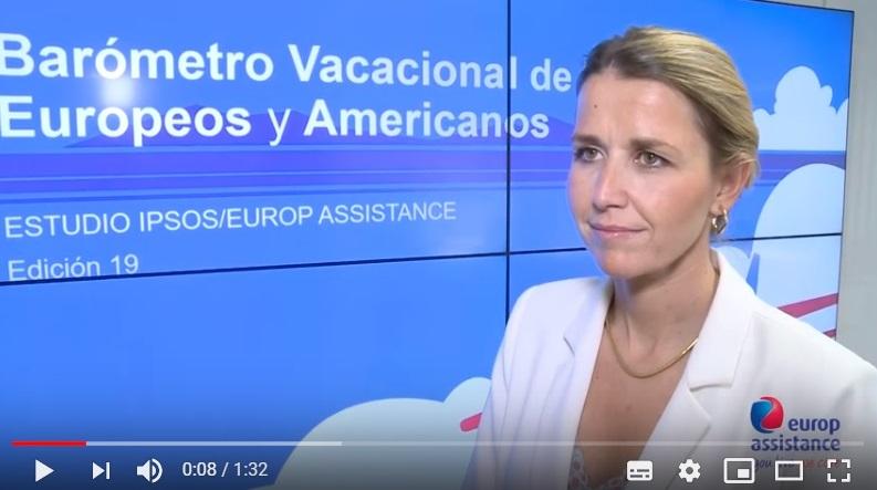 """""""El 37% de los españoles compra el seguro de viajes en la agencia"""""""