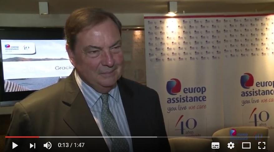 Juan Carlos Guzmán nos explica las principales conclusiones del 17 Estudio Ipsos/Europ Assistance sobre vacaciones