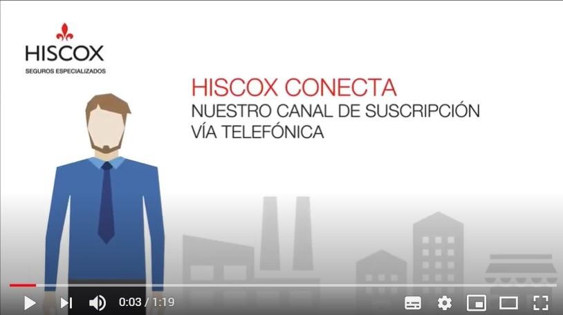 Así es el nuevo canal de suscripción de Hiscox