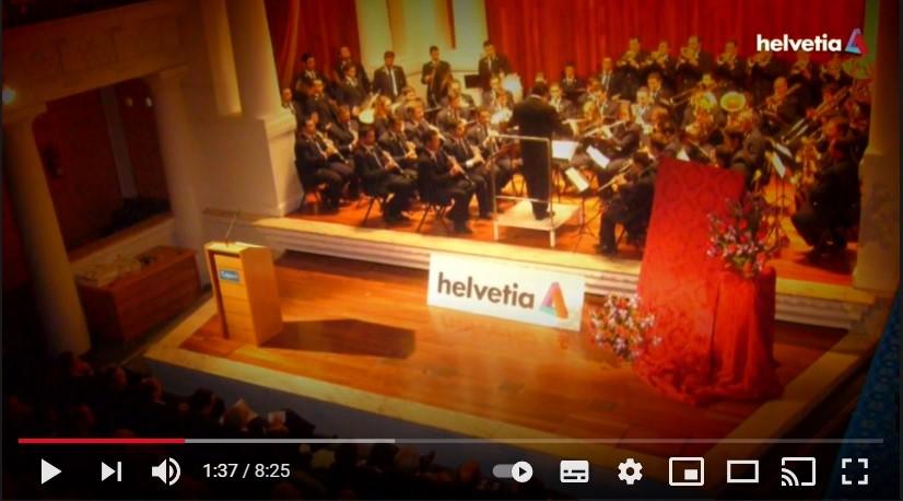 Helvetia homenajea la Semana Santa de Sevilla