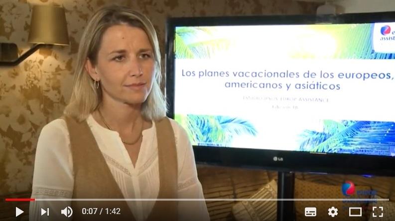 Entrevistamos a Verónica Herrando, directora comercial de Europ Assistance España