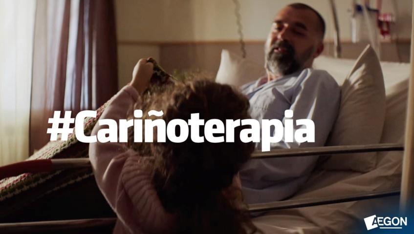 #Cariñoterapia, la nueva receta de los seguros de salud de Aegon