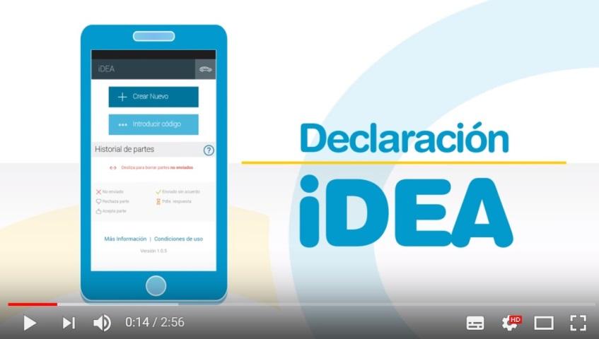 Más de 10.000 conductores utilizan Declaración iDEA para presentar partes amistosos