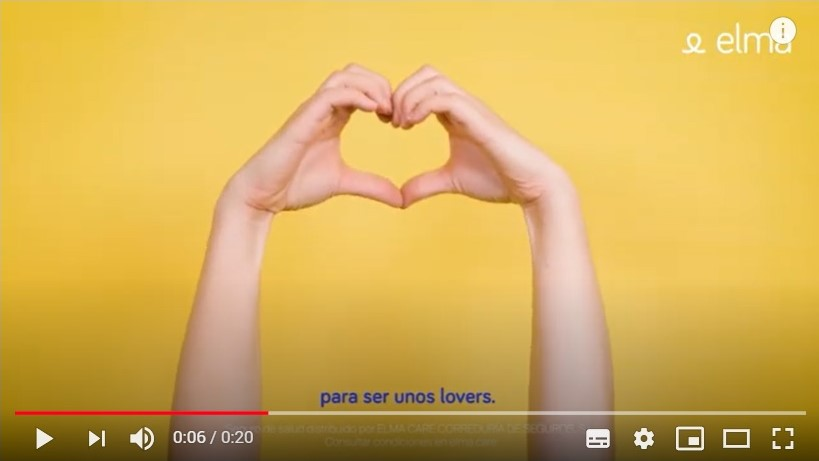 """Elma, de """"haters"""" a """"lovers"""" del seguro de salud"""