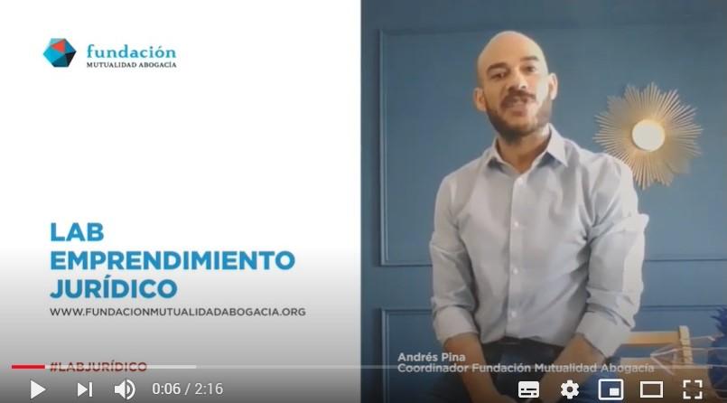 Fundación Mutualidad de la Abogacía busca emprendedores