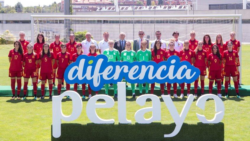 Pelayo asegura a la Selección Española Femenina en la Eurocopa de Holanda