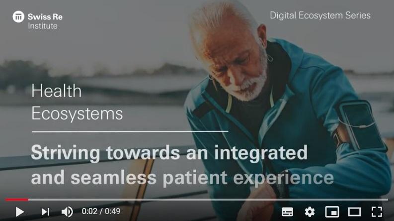 Así será el futuro del seguro de salud en el nuevo ecosistema digital