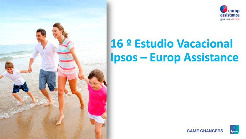 Europ Assistance analiza los hábitos de los viajeros para las vacaciones de 2016