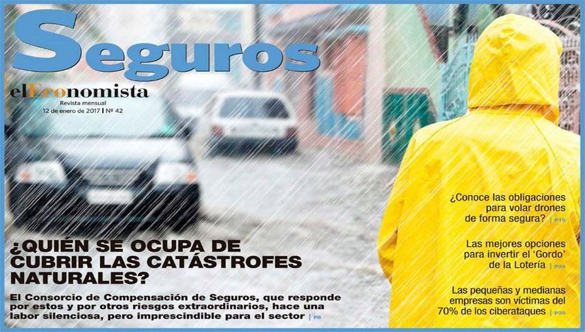 ¿Quién se ocupa de cubrir las catástrofes naturales?
